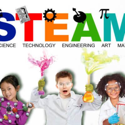 Art, Science, Experiments & More! (Thursdays 4 p.m.)