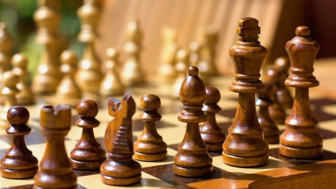 Intermediate Chess (Wednesdays 5 p.m.)