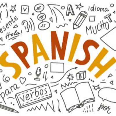 Intro Spanish -Wednesdays 4 p.m.
